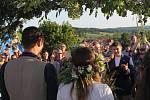 Festival Z kopce v Dolní Cerekvi.