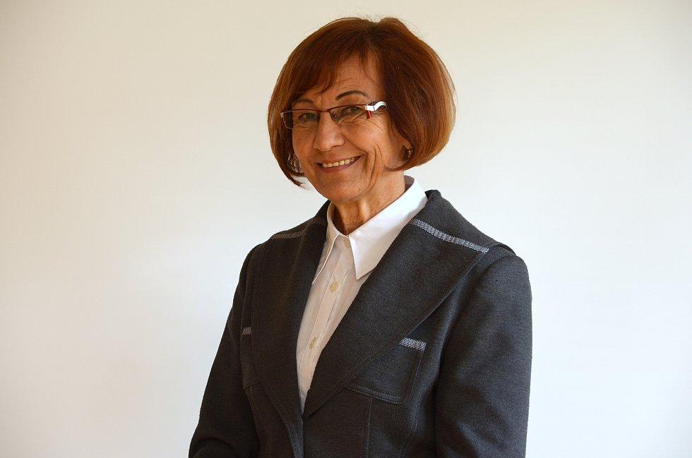 Marie Dudíková, KDU - ČSL.