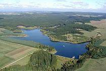 Vodárenská nádrž Nová Říše se nachází na Olšanském potoce a slouží jako zdroj vody pro široké okolí. Letos byla tato oblast vyhlášena Krajem Vysočina jako přírodní památka.