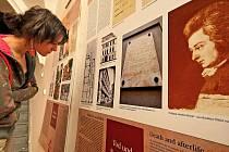 Od minulého týdne je v jihlavském Muzeu Vysočiny k vidění expozice nazvaná Mozart ve Vídni.
