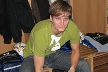 """Staronová posila, Pavel Simr (na snímku), se vrátila na místo, kde se jí vždy dařilo. """"Vypadá, že na tom něco pravdy bude,"""" podotkl s úsměvem Simr. Nejprve FC Vysočina pomohl třinácti brankami k postupu mezi českou elitu a loni přidal dalších osm."""