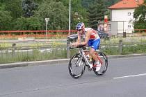 Na kole sice Tomáš Bednář ztratil, ovšem třetím místem se kvalifikoval do Holandska.