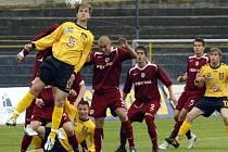 FC Vysočina - AC Sparta B
