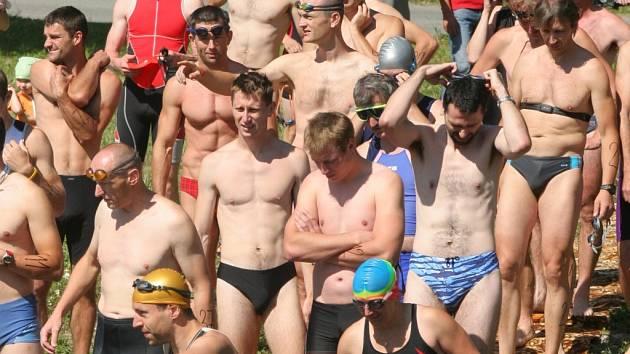 Už v prvním dějství, plavecké části Železného muže/ženy Melechova, se může rozhodnout o vítězi.