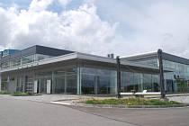Sídlo firmy Auto Activity v Jihlavě.