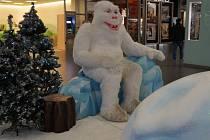 Sněžný muž.