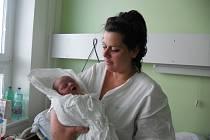 Nela Neymanová, 20. 5. 2013, 3 400 g, 49 cm, Krahulčí