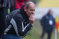 Jiří Babínek uznal, že trest si za své chování po utkání s HFK Třebíč zaslouží.