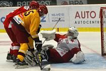 Junioři Dukly porazili v uplynulém dvojkole Liberec po nájezdech, na ledě v Mladé Boleslavi dobrý výkon bodově neokořenili.