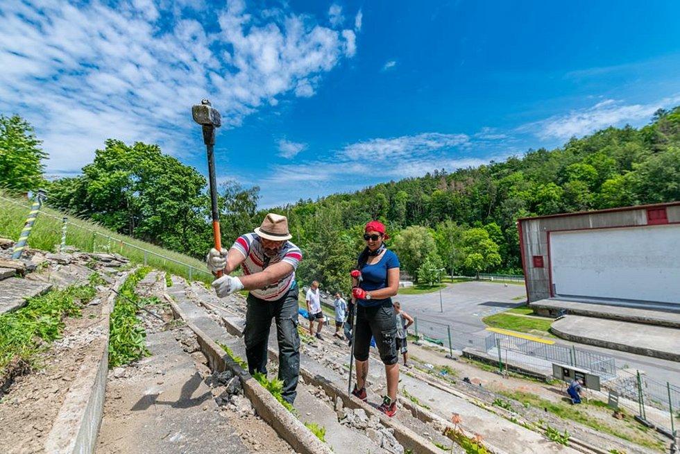Po opravách si lidé užijí promítání pod širým nebem. Foto: Město Jihlava