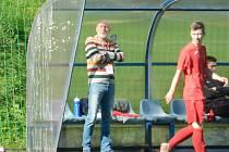 Trenér Staré Říše Luděk Kovačík očekává těžké utkání. Ve Ždírci by však rád bodoval.