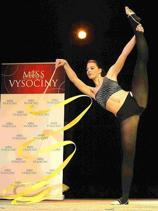 Miss Vysočiny zná své finalistky