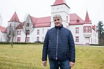 Josef Myslivec, ředitel Domova pro seniory Mitrov.