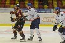 Hokejisté Dukly Jihlava Tomáš Havránek prohráli třetí domácí duel za sebou.