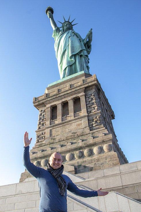Jakub Skočdopole se podíval do New Yorku.