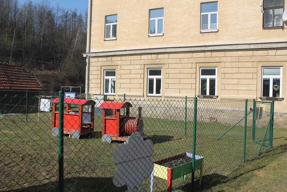I v Malém Beranově je školka aktuálně uzavřená.