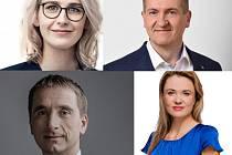 Noví poslanci z Vysočiny.