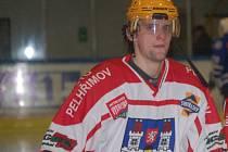 Vrací se na místo činu. Stejně jako loni bude hokejista Jan Hrbatý působit v pelhřimovském Spartaku. Vyřazení z kádru jihlavské Dukly bere s nadhledem.