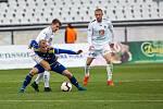 Fotbal fotbalová národní liga FC Votroci Hradec Králové  vs. Jihlava