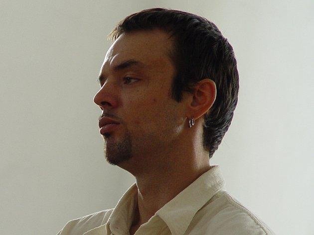 Luděk Prchal (na snímku) se u soudu ke všemu přiznal. Vyneslo mu to o půl roku kratší trest.