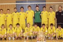 Starší žáci FC Vysočina zvítězili na turnaji ve Svitavách.