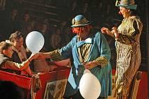 V Jihlavě od středy do neděle hostuje Národní cirkus Jo–Joo.