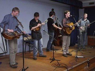 Skupina Křeni se vrátí do Luk po čtyřech letech.