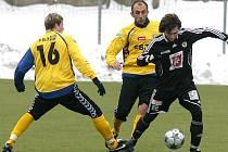Fotbalisté FC Vysočina zatím čekají na šest milionů korun od města.