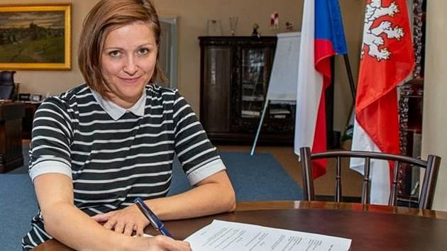 Jihlava prodloužila memorandum o vzájemné spolupráci s Krajem Vysočina.