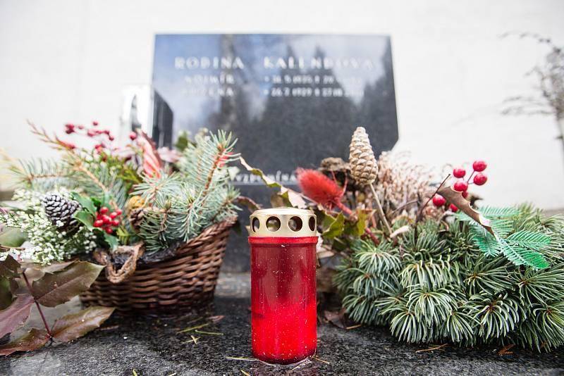 Ústřední hřbitov Jihlava.