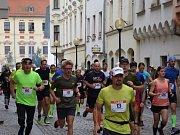 Minulý ročník Jihlavského půlmaratonu.