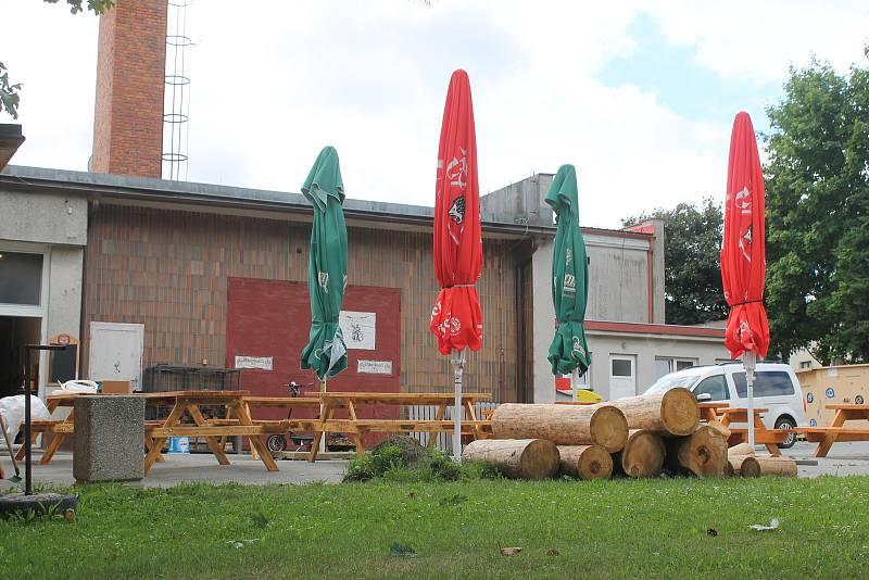 Hospůdka U Dejva je ve Velkém Beranově známá.