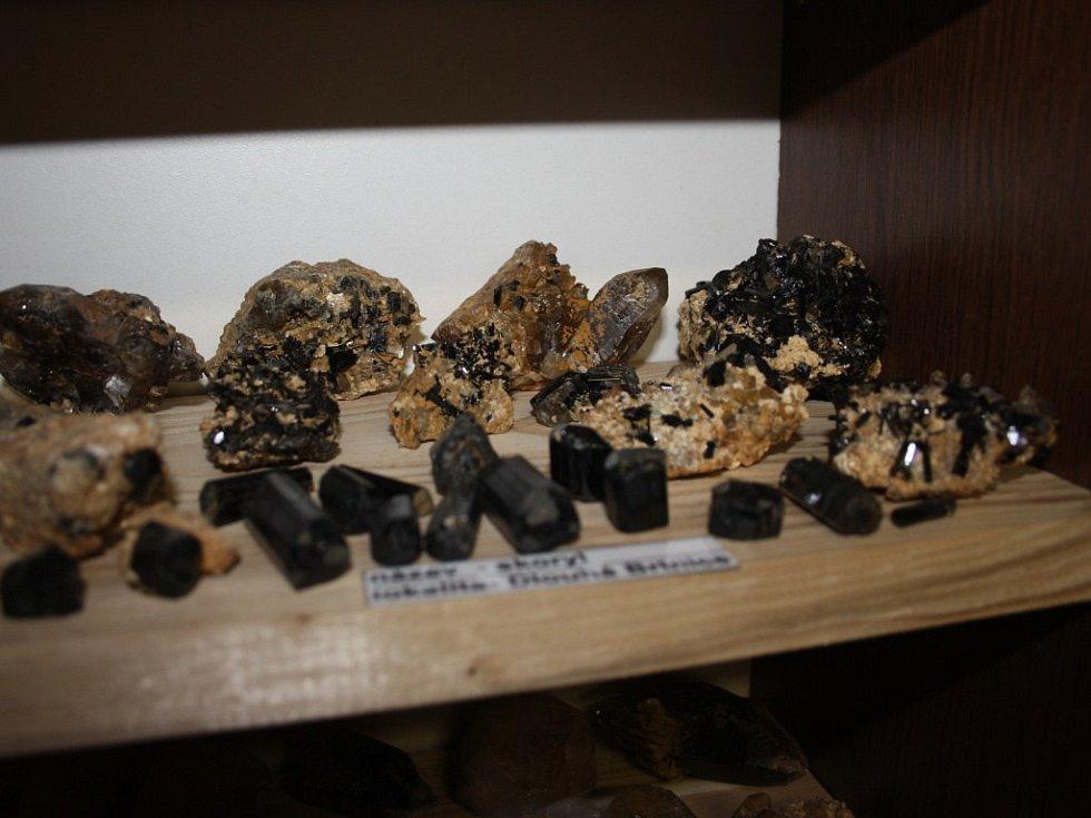 Nálezy z pegmatitové lokality v Dlouhé Brtnici