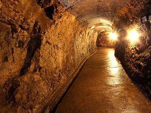 Jihlavské podzemí. Ilustrační foto.