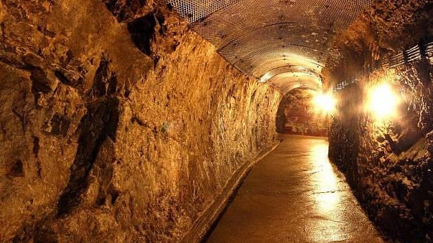 Jihlavské podzemí. Ilustrační foto