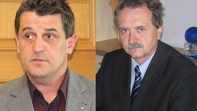 Libor Joukl a Jan Míka.
