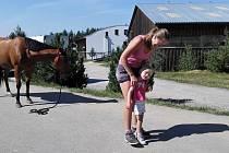 Kateřina Čapková pomáhá v Bohuslavicích dětem, které jsou vážně nemocné.