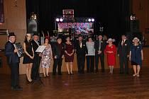 Spolkový ples ve Stonařově, 25. ledna 2020.