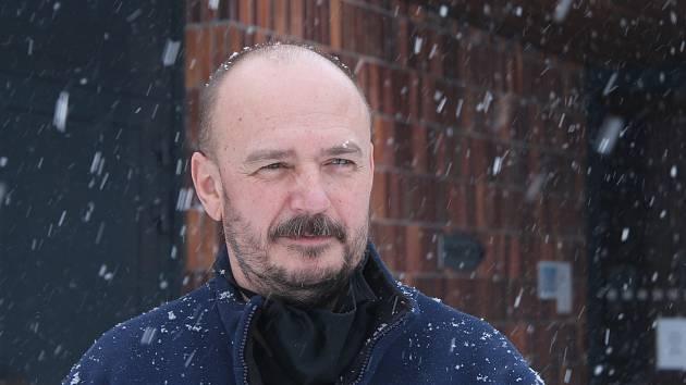 V jihlavském krematoriu pracuje Luboš Vondrák 25 let. Tolik žehů ještě nezažil
