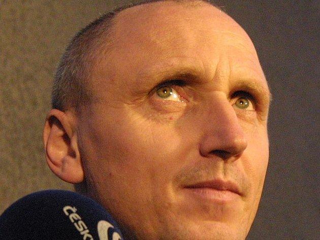 Ředitel třebíčské nemocnice Petr Mayer.