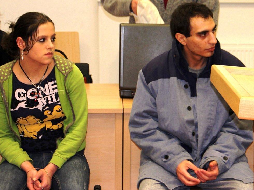 Ludmila Illková a Milan Kohout ve středu usedli na lavici obžalovaných vedle sebe. Kohout nesmí do Jihlavy pět let. Illková dva roky.