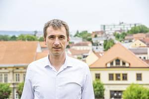 Lukáš Vlček řeší odpady z pozice náměstka hejtmana.