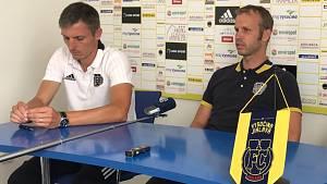 Tisková konference FC Vysočina Jihlava