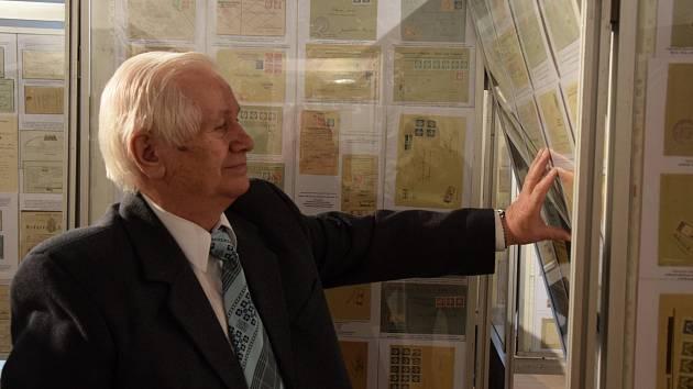 V Oblastní galerii Vysočiny v Jihlavě jsou od včerejšího dne k vidění poštovní známky. Výstava potrvá až do 6. května.