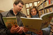 Pobočka jihlavské městské knihovny v Horním Kosově připravila pro děti celou řadu aktivit. Ilustrační foto.