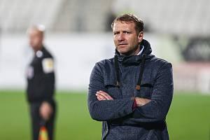 Nový trenér FC Vysočina Jihlava Aleš Křeček.