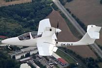 Letoun VUT 061 TURBO byl vytvořen cíleně kvůli zkouškám nového motoru.