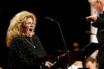 Hvězdná sopranistka Gabriela Beňačková se představí na festivalu Mahler Jihlava Hudba tisíců v polovině května.