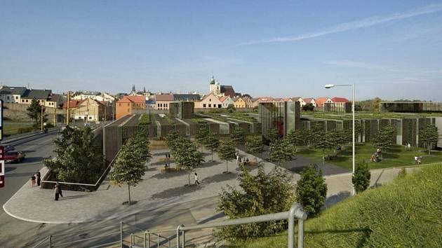 Obchodně-zábavní centrum Citypark brzy přivítá první návštěvníky.