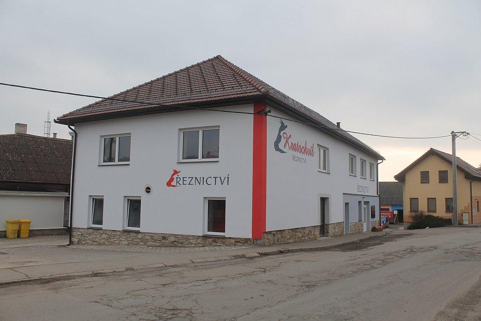 Řeznictví Kratochvíl je vyhlášené nejen na Jihlavsku.